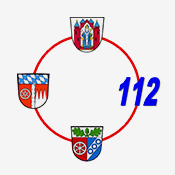 Notruf 112 Symbolbild